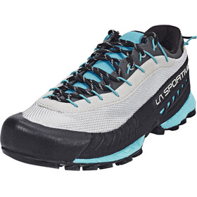 La Sportiva TX3 GTX Shoes Women Grey/Blue Moon